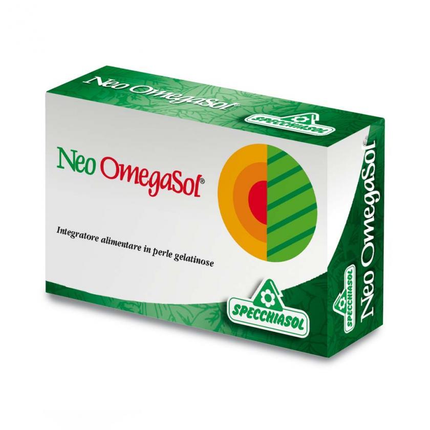 Specchiasol Neo Omegasol Integratore Colesterolo 60 Perle - La tua farmacia online