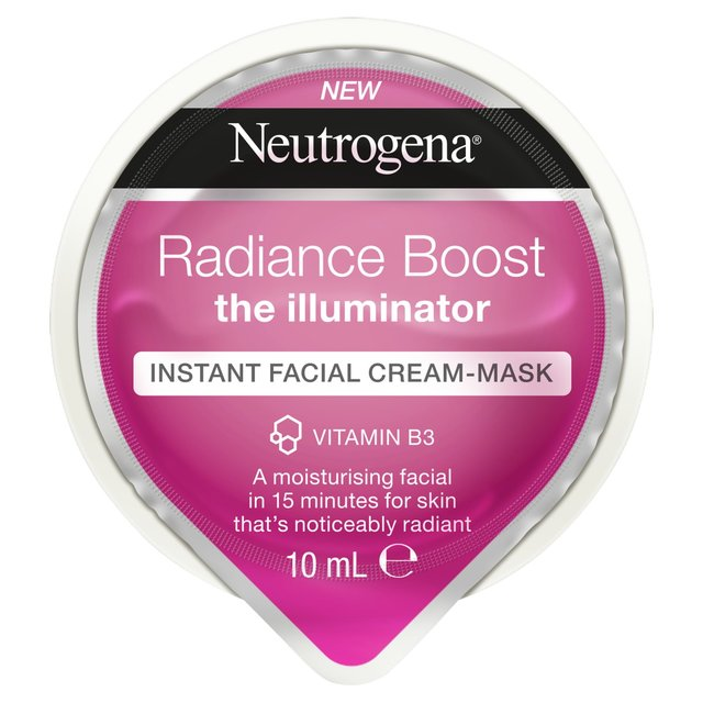 Neutrogena Radiance Boost Maschera illuminante 10 ml - Farmamille
