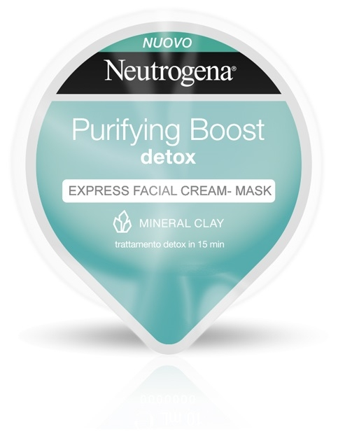 NEUTROGENA PURIFICANTE EXPRESS MASK 10 ML - Farmamille