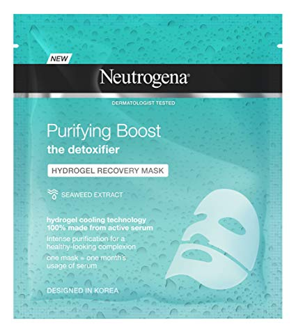 Neutrogena Purifying Boost Maschera Purificante/Detox 30 ml - Farmamille