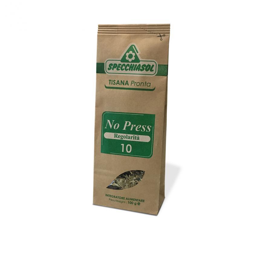 Specchiasol No Press Tisana Pronta Regolarità Intestinale 100 g - La tua farmacia online