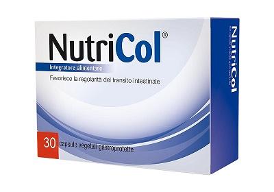 Nutrigea Nutricol 30cps - Farmastar.it