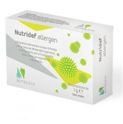 NUTRIDEF ALLERGEN 30 COMPRESSE - Farmacia 33