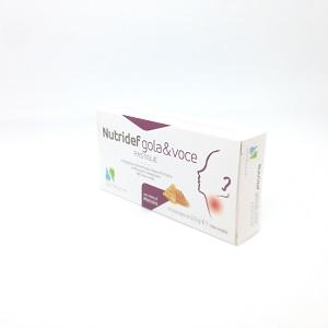 NUTRIDEF GOLA 20 PASTIGLIE - Farmacia 33