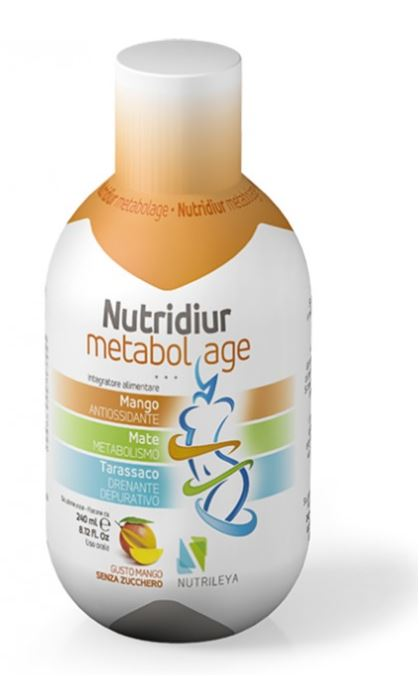 NUTRIDIUR METABOLAGE 240 ML - Farmacia 33