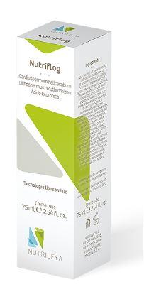 Nutrileya Nutriflog Crema Liposomiale Anti Prurito E Infiammazioni 75 ml - Farmacia 33