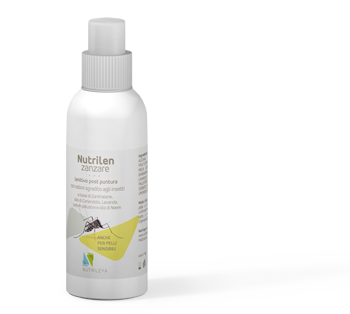 NUTRILEN ZANZARE SPRAY 100 ML - Farmacia 33