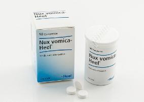 Nux Vomica Heel 50 Compresse - Farmalilla