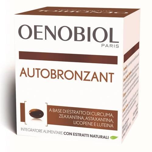 OENOBIOL AUTOBRONZANT - Farmacento