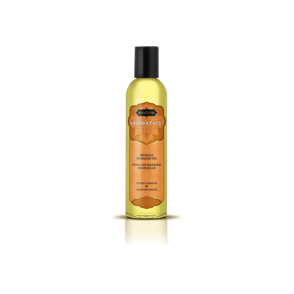 Olio per Massaggi Kamasutra Aromatic Massage Oil Sweet Almond - Farmalilla