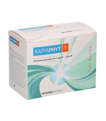 Biogrup Kappaphyt 1 Integratore Alimentare 20 Bustine 2,5g - Farmastar.it