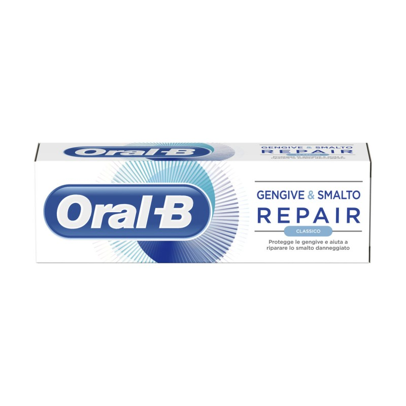 ORAL-B GENGIVE E SMALTO REPAIR DENTIFRICIO 85 ML - Farmamille