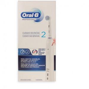 ORAL-B POWER PRO 2 PROTEZIONE GENGIVE SPAZZOLINO - Farmaciasconti.it