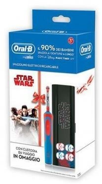 ORAL-B POWER SPAZZOLINO STARWARS SPECIAL PACK - Farmacia 33