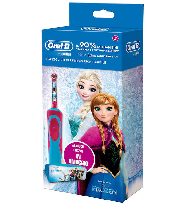 ORAL-B POWER VITALITY FROZEN SPECIAL PACK - La tua farmacia online