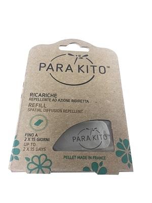 ParaKito Linea Anti Zanzare Protezione Delicata 2 Piastrine Repellenti - Farmastar.it