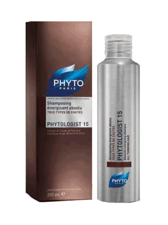 Phyto Phytologist 15 Shampoo Anticaduta Energizzante Assoluto 200 ml - Farmastar.it