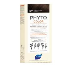 PHYTOCOLOR 5.7 CASTANO CHIARO TABACCO  - Farmamille