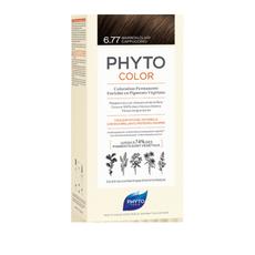 PHYTOCOLOR 6.77 MARRONE CHIARO CAPPUCCINO  - Farmamille