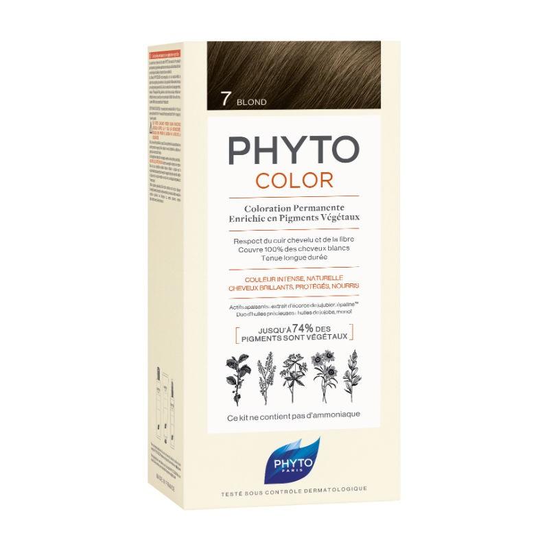 PHYTOCOLOR 7 BIONDO  - Farmamille