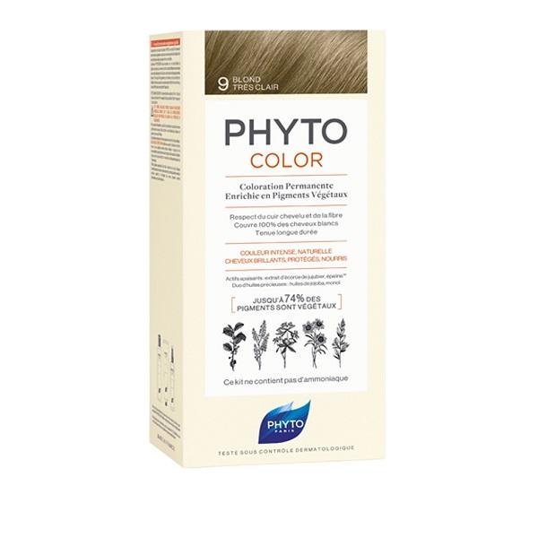 PHYTOCOLOR 9 BIONDO CHIARISSIMO - Farmamille