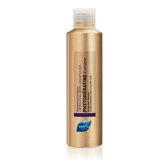 Phytokeratine Extreme Shampoo Ristrutturante per capelli molto rovinati, secchi, che si spezzano 200 ml - Farmamille