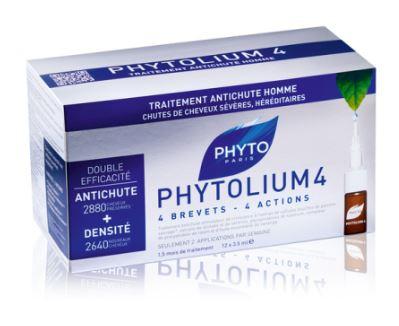 Phytolium 4 Fiale 12 Fiale da 3,5 ml - Farmacia 33