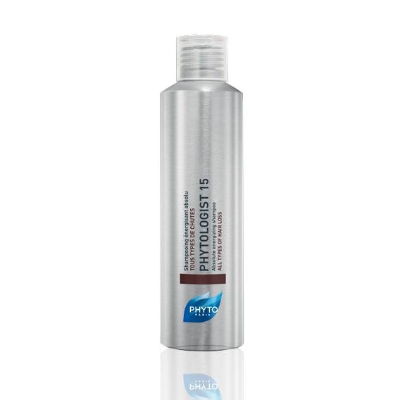 Phytologist Shampoo Energizzante Globale per tutti i tipi di caduta capelli, 200 ml - Farmamille