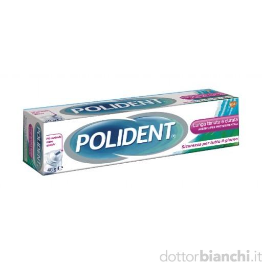 Polident Adesivo Per Dentiere Imbattibile 40g - Parafarmaciabenessere.it