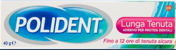 Polident Adesivo Per Dentiere Lunga Durata 40g - Farmacia 33