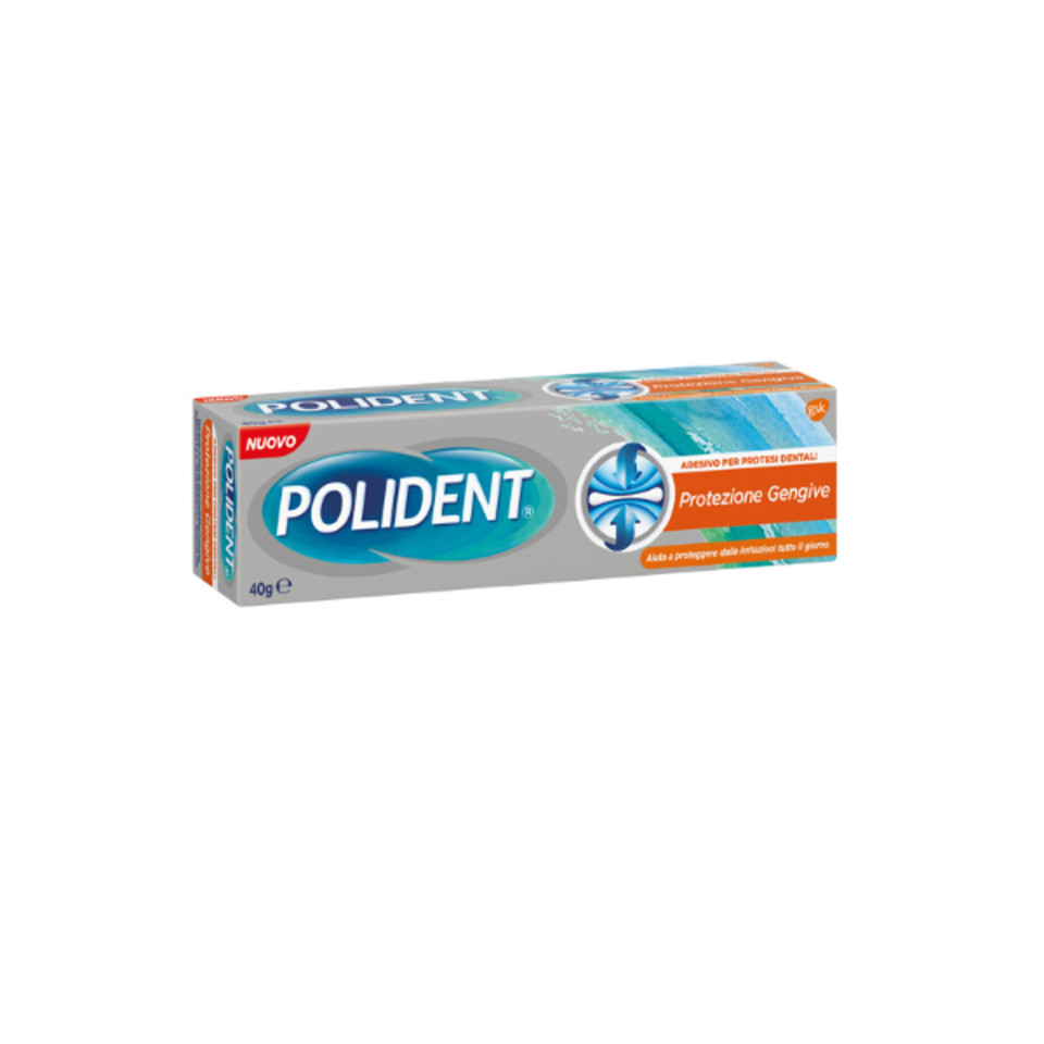 POLIDENT PROTEZIONE GENGIVE 70 G - Farmamille