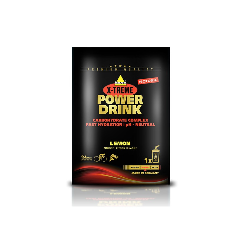 POWER DRINK LIMONE 35 G - Farmacento
