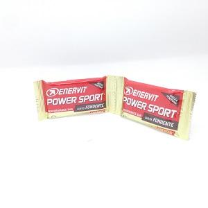 Enervit Power Sport Double Barretta Cioccolato Fondente Extra 30g - Farmacia 33