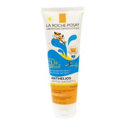 LA ROCHE POSAY ANTHELIOS GEL PELLE BAGNATA SPF 50+ 250ML - Farmastar.it