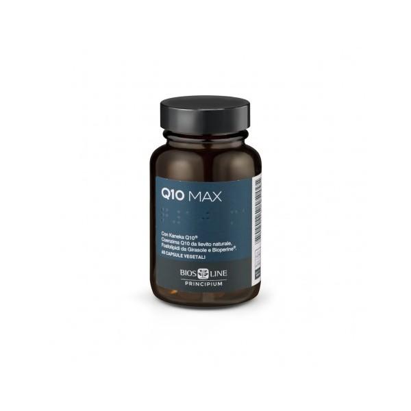 PRINCIPIUM Q10 MAX 200MG 60 CAPSULE VEGETALI - Zfarmacia