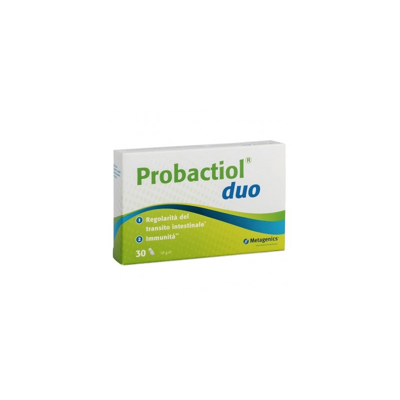 PROBACTIOL DUO NEW 30 CAPSULE - Farmastar.it