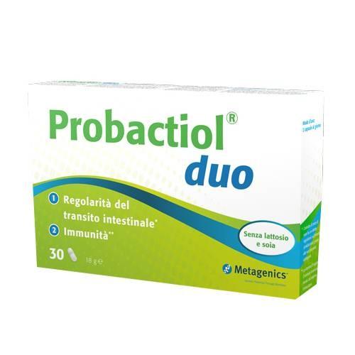 PROBACTIOL DUO 30 CAPSULE - Zfarmacia