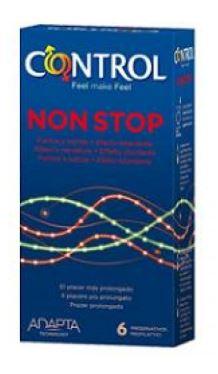 PROFILATTICO CONTROL NON STOP 6 PEZZI - Farmacia 33
