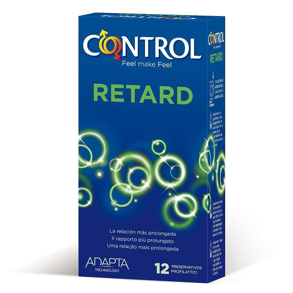 PROFILATTICO CONTROL RETARD 6 PEZZI - Farmamille