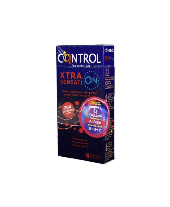 Control  Xtra Sensation 6 pezzi - La tua farmacia online