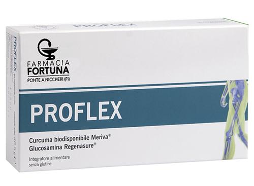 TuaFarmaonLine Proflex Integratore Apparato Osteoarticolare 30 Compresse - La tua farmacia online