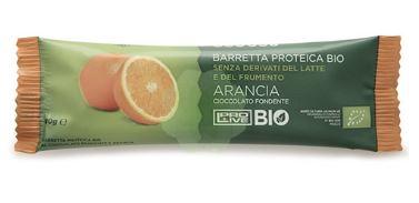 PROLIVE BIO CIOCCOLATO FONDENTE ARANCIA CANNELLA 40 G - Farmacia 33
