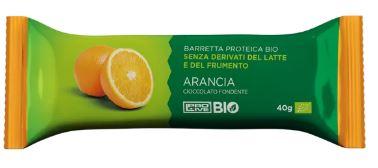 PROLIVE BIO CIOCCOLATO FONDENTE E ARANCIA 40 G - Farmacia 33