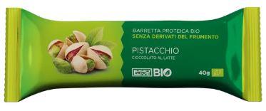 PROLIVE BIO CIOCCOLATO LATTE E PISTACCHIO 40 G - Farmacia 33