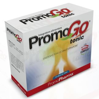 PROMOGO TONIC 15 STICK DA 10 ML - Farmacia 33