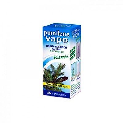 Pumilene Vapo Essenze Balsamiche Per L'Ambiente Concentrato 40ml - La tua farmacia online