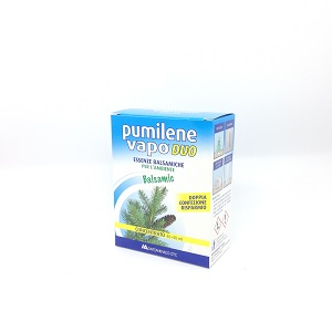 Pumilene Vapo Duo Concentrato 2 x 40 ml - Farmacia 33