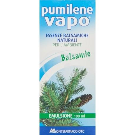 Pumilene Vapo Essenze Balsamiche Per L'Ambiente Emulsione 100ml - La tua farmacia online