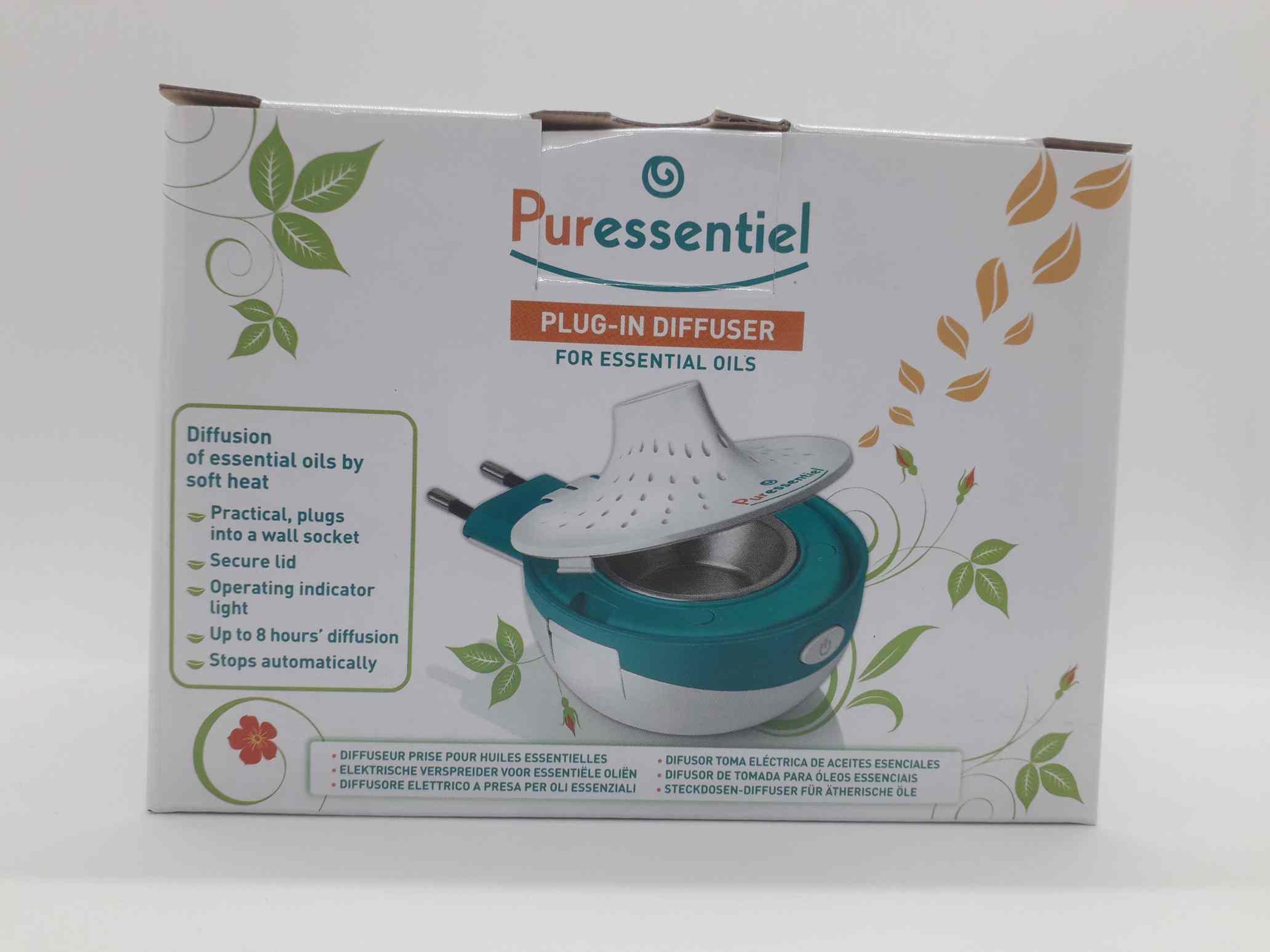PURESSENTIEL DIFFUSORE CLIP & DIFFUSE - Farmaciaempatica.it