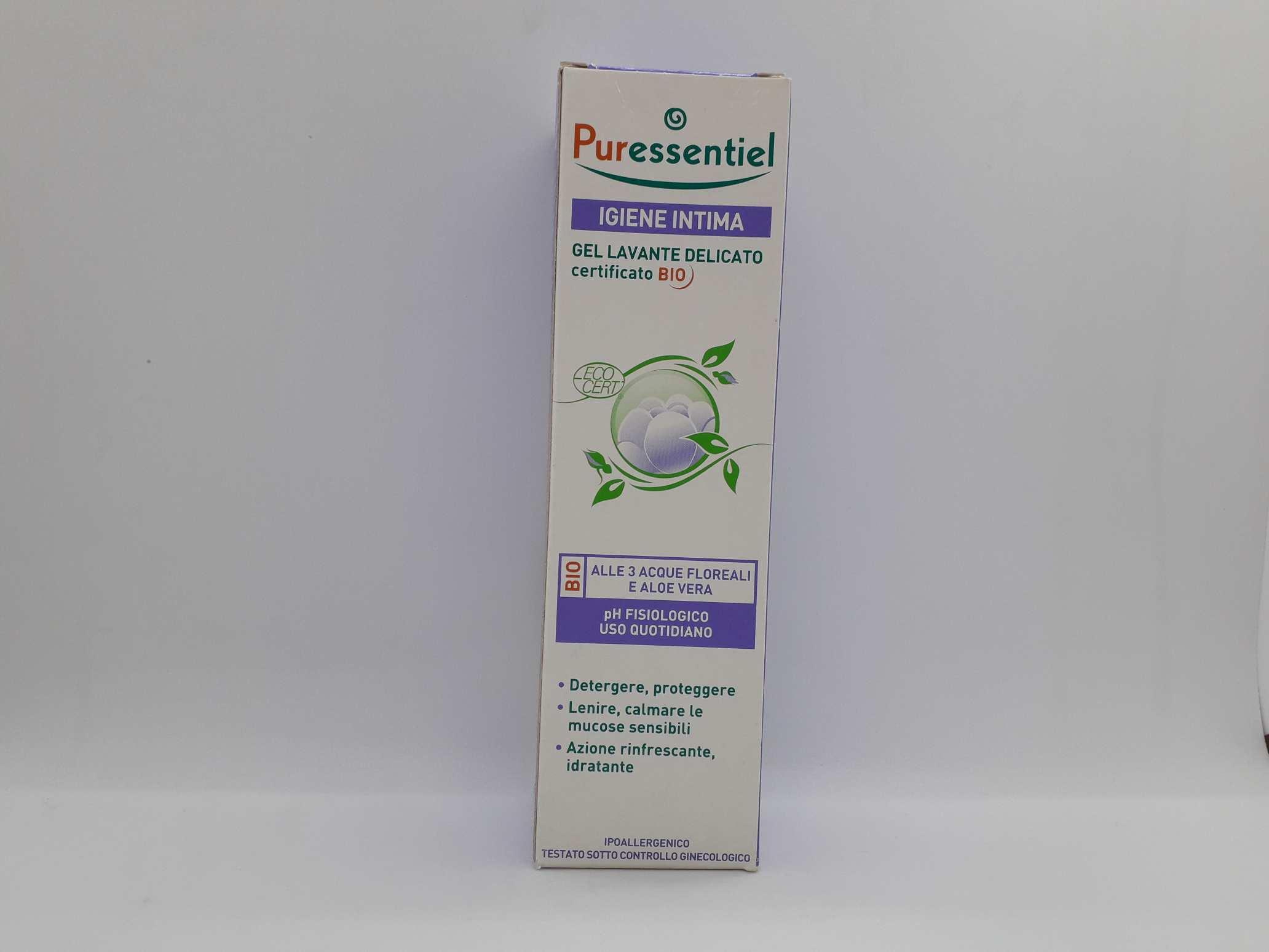 PURESSENTIEL GEL IGIENE INTIMA - Farmaciaempatica.it